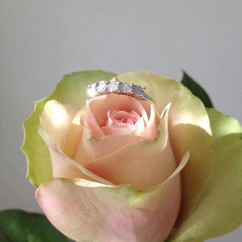 Moederdag verwendag ring Lucardi Diamants & Silver I Creatief Lifestyle blog Badschuim