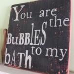Quote badschuim maken