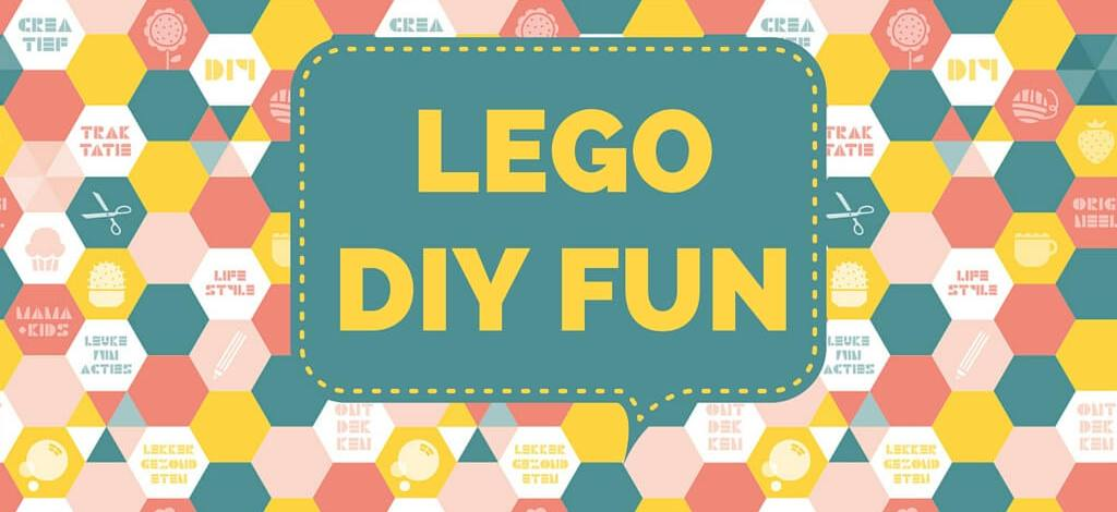 Badschuim - Mama & Kids lifestyle blog - Lego Fun DIY