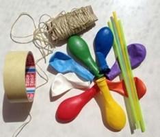 Ballon race benodigheden I Creatief Lifestyle blog Badschuim