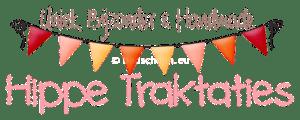 Hippe traktaties logo I Creatief Lifestyle blog Badschuim