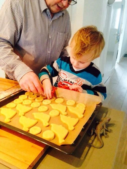 Dino koekjes bakken I Creatief Lifestyle blog Badschuim