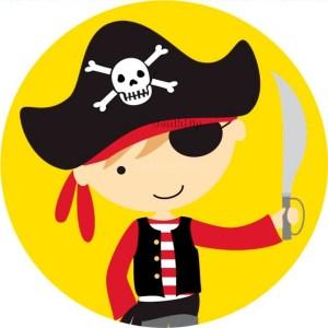 Piratenspeurtocht kinderfeestje I Creatief lifestyle blog Badschuim