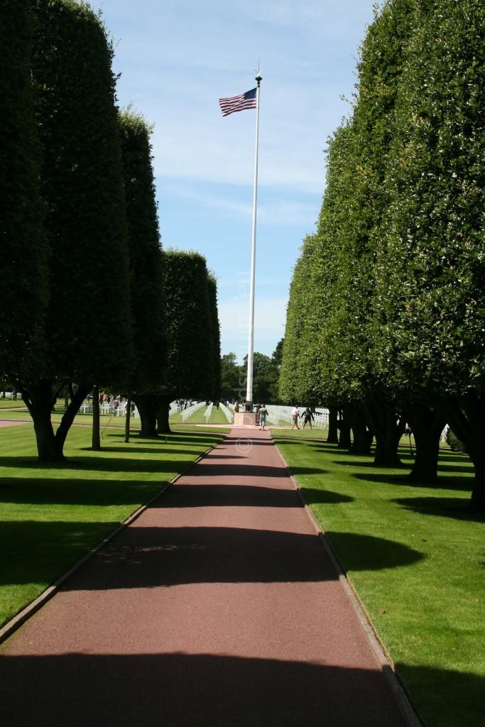 Amerikaanse begraafplaats Frankrijk 03 I een vakantieverslag van creatief lifestyle blog Badschuim