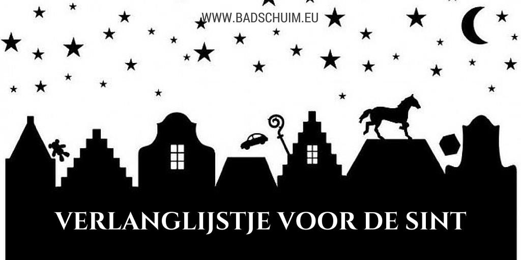 Verlanglijstje voor de Sint I gratis te downloaden op het creatief lifestyle blog Badschuim