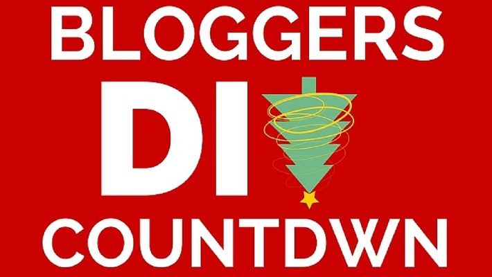 Bloggers DIY Countdown Kersteditie - initiatief van www.badschuim.eu