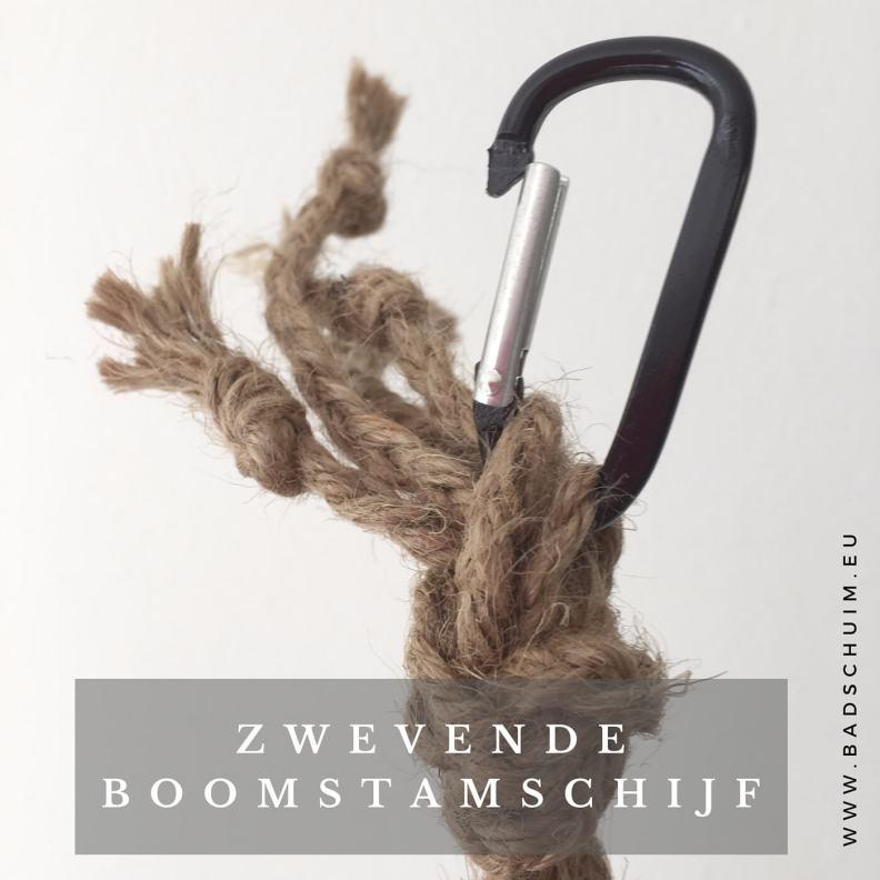 zwevende boomstam schijf I stap 4 I gemaakt door het creatief lifestyle blog Badschuim
