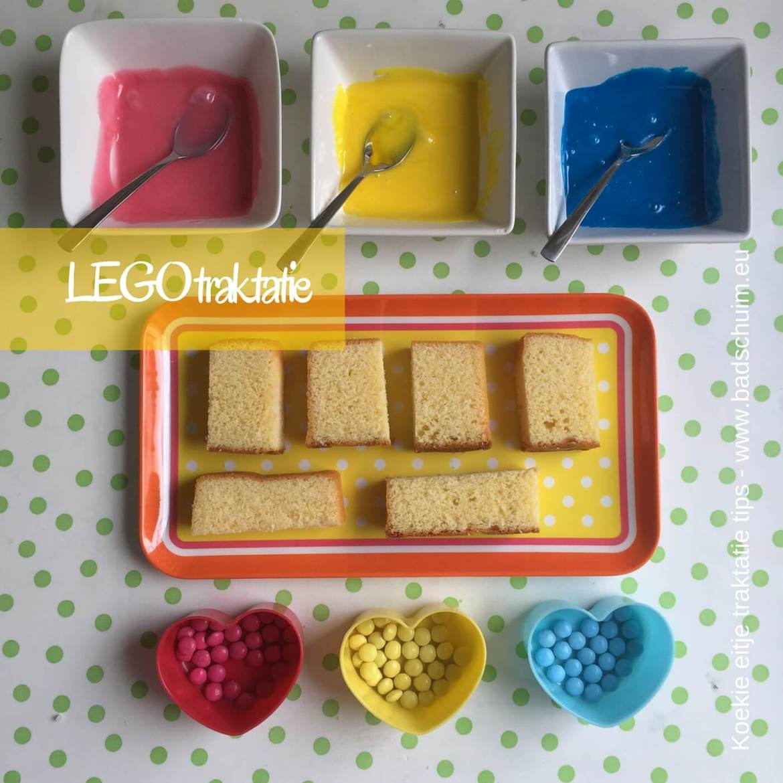 Heb jij een LEGO fan in huis?! Maak dan deze LEGO blokjes traktatie! Nier gezond, maar wel heerlijk zoet en heel leuk om samen te maken! Dat doe je met dit foto stappenplan.