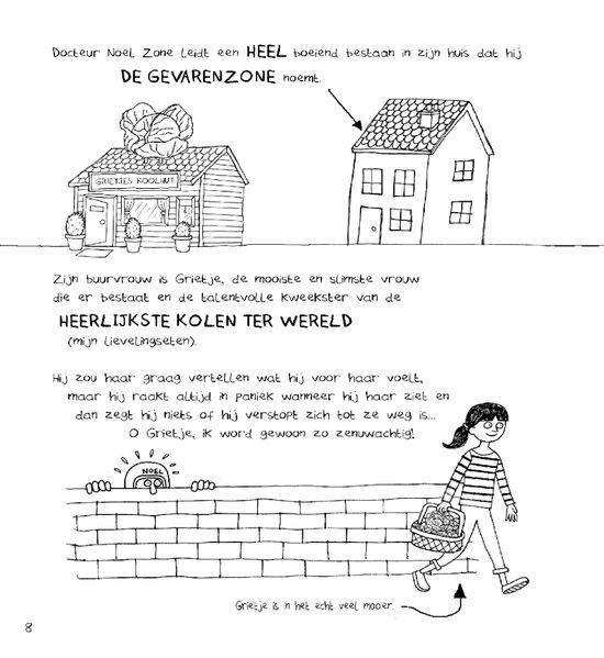 Pas op: nog meer gevaar! Weer een absurd hilarisch boek van Dr. Noel Zone, de beste (en enige) gevaroloog ter wereld. Maar wacht eens even. Jullie kennen Dr. Noel Zone toch wel?! Ik stel je graag (nog eens) aan hem voor en laat je zien waarom je dit 2 deel echt wilt hebben!