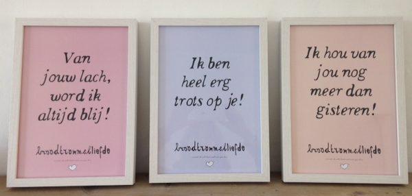 moederdag quotes posters om kado te doen