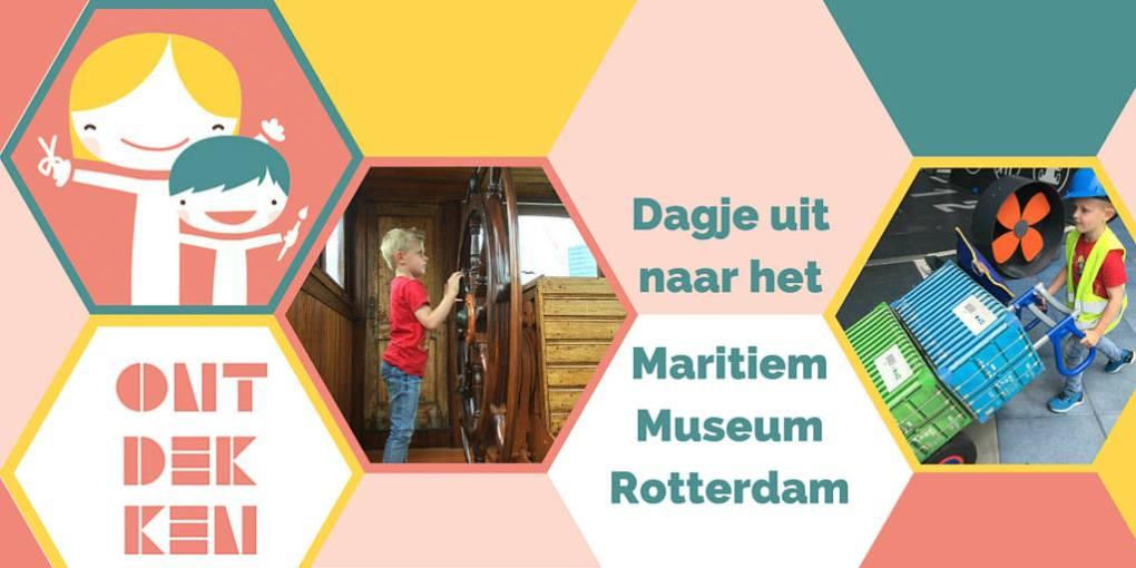 Dagje Maritiem Museum Rotterdam