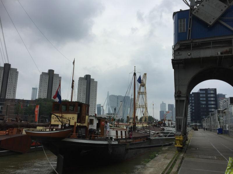 Een dagje Maritiem Museum Rotterdam: een ontdekkingstocht voor jong&oud! Waar komt ons eten vandaan? Werk zelf een haven en bekijk historische schepen! Lees ons verslag!