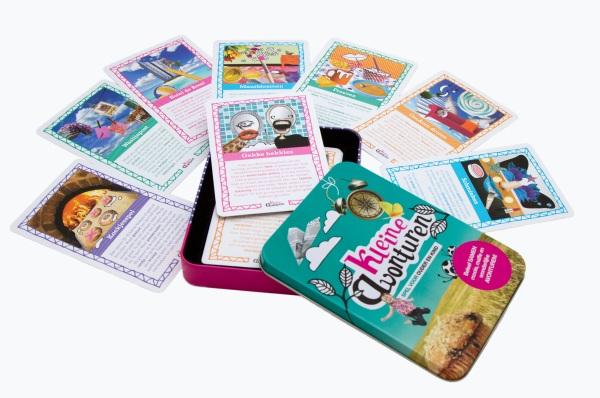 kleine avonturen kaartspel