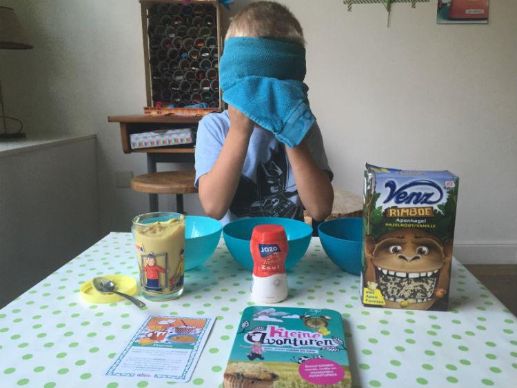 Review kleine avonturen kaartspel