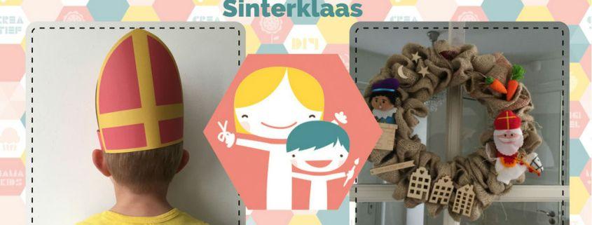 Knutselen thema Sinterklaas - Knutel idee Sinterklaas
