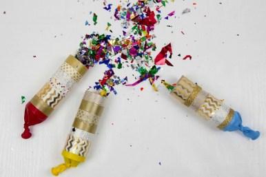 DIY confetti kanon - de 3 leukste carnavals DIY's