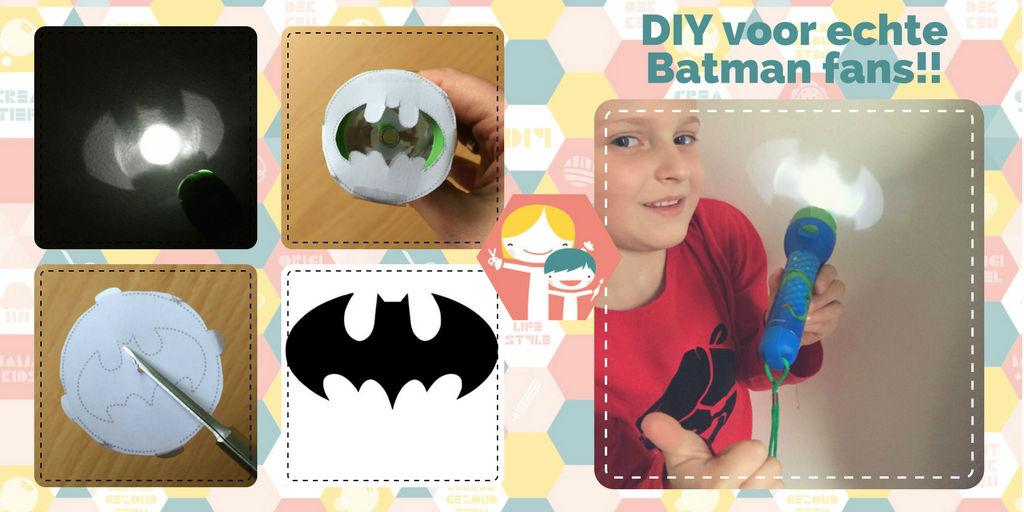 Batman zaklamp diy - maak je eigen Bat signaal_07