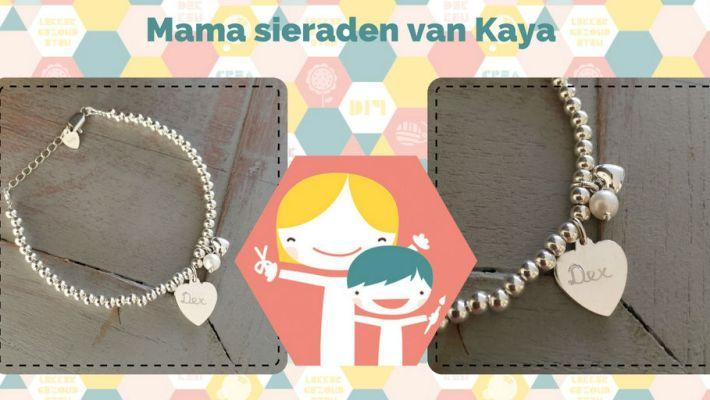 mama sieraden van Kaya