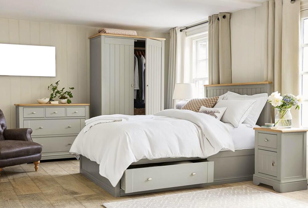 Een kleine slaapkamer inrichten u2022 badschuim