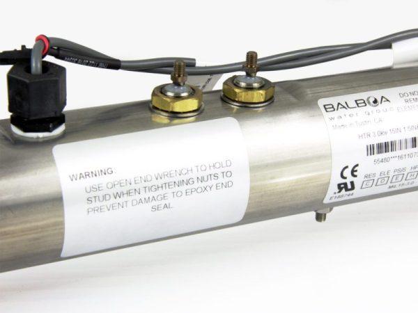 balboa värmare 3.0