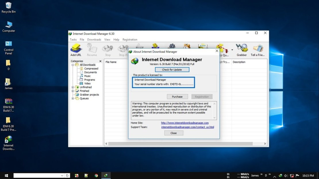 IDM Crack 6.37 Build 8 Full Patched Serial Key Download
