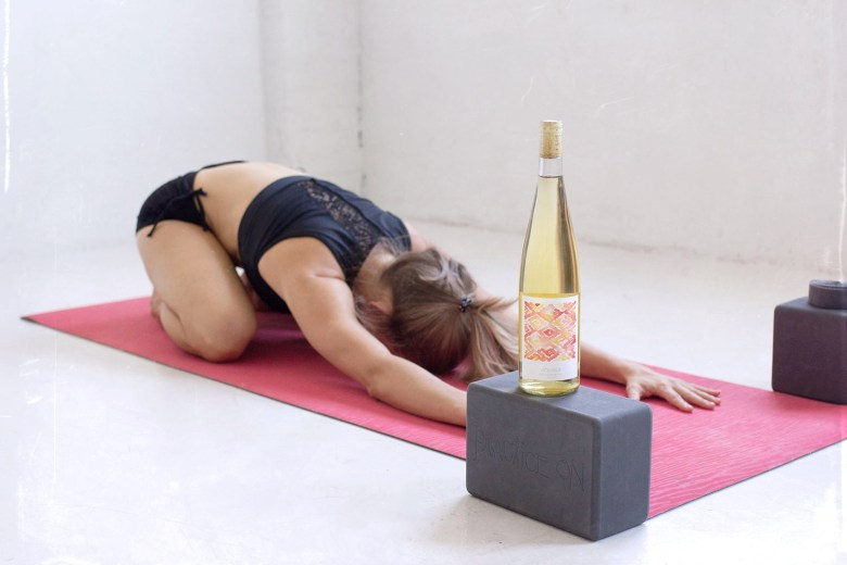 Bālāsana, Child's Pose, or Child's Resting Pose is an asana