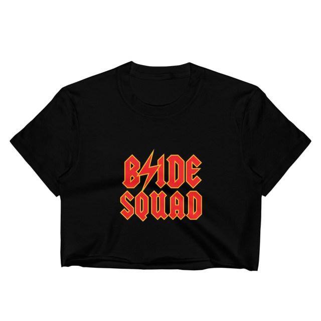 bride squad shirt
