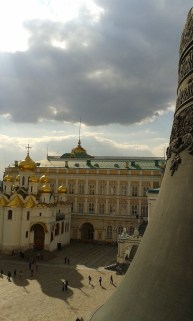 view from Ivan the Great Bell-Tower