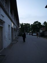 street scene in Stonetown