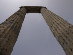 22 meter high columns, originally 122 of them