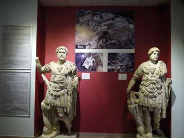 Fethiye Museum - emperors Antonius Puis and Hadrian
