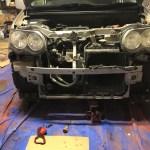 簡単DIY 2WD L150s 4WD L160s ムーヴ カスタム フロントバンパー外し方