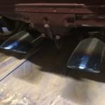 【DIY】L880K コペン 3度目!!オールペン(全塗装)準備 スムージング編/その③ マフラー出口