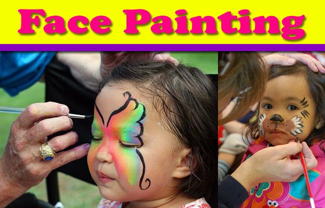 Face Painting Murah