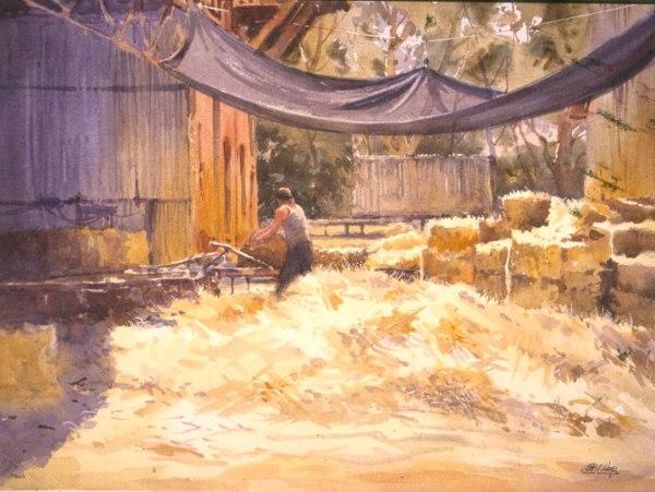 Robert . Wade Bad Watercolor Art