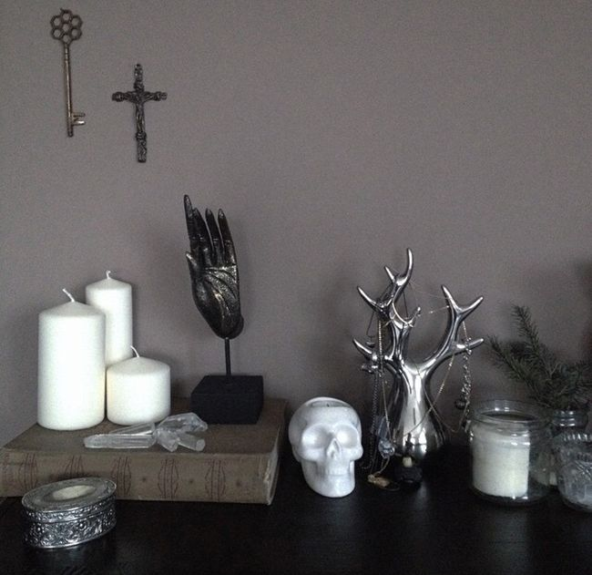 The witch 39 s guide to getting what you want witch for Modern day decor