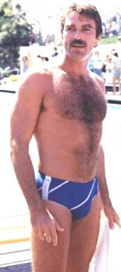 Bulge Kings, Bulge, Tom Selleck, Magnum PI, Magnum, Cock, Balls, Underwear, Tight, Pants, Shorts, Hawaii, Mustache, Daddy, Daddie, Fur