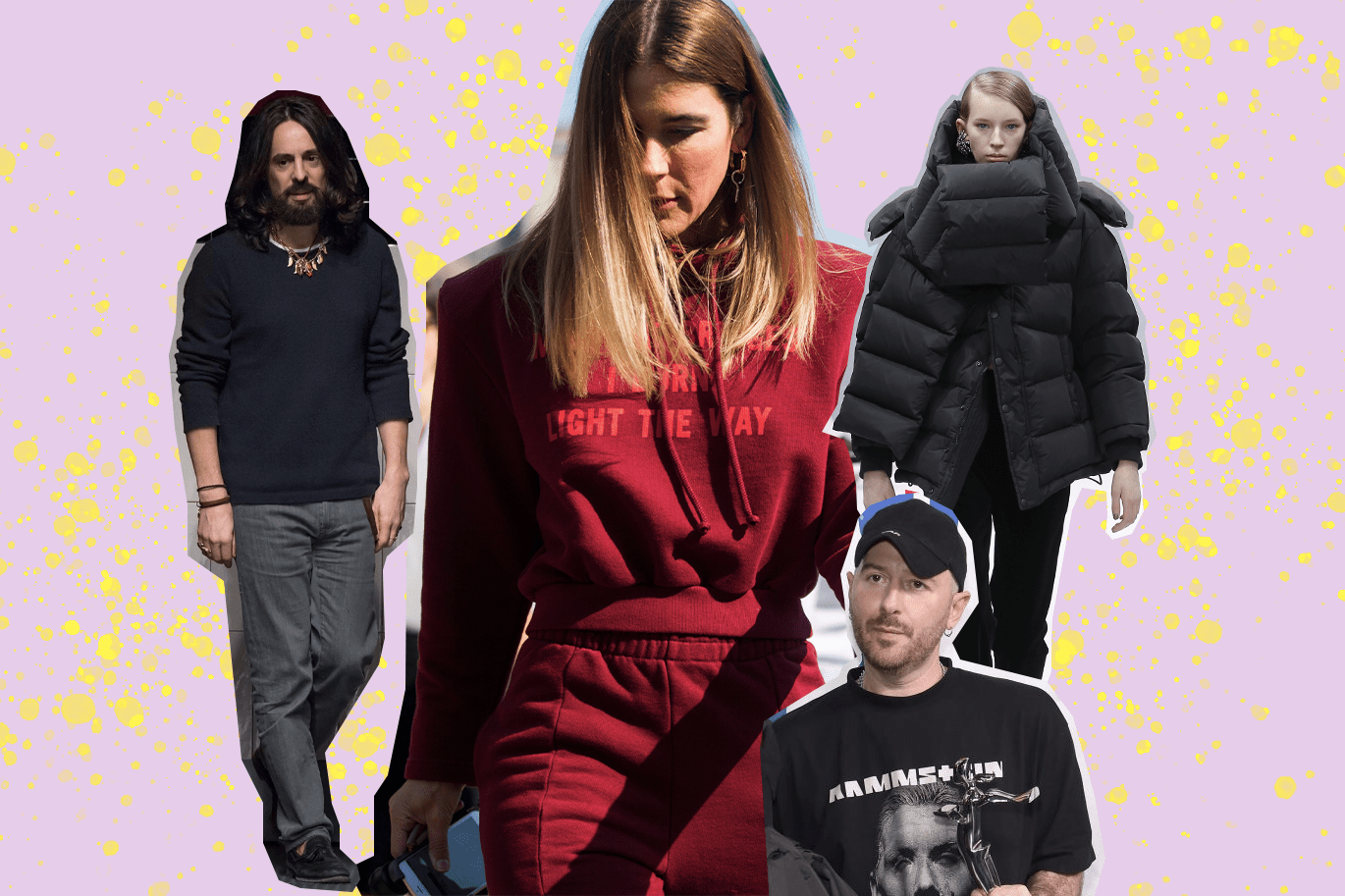 Here Are All The Biggest Trends of the 2010s Fashion Brands Celebrity Style Icons Kanye WEst Virgil Abloh Streetwear Luxury Fashion industry