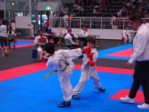 Junior Sparring 2
