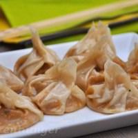 Süsskartoffel Dumpling