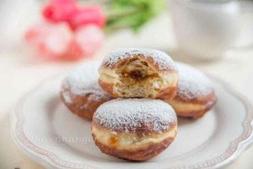 Faschings Krapfen