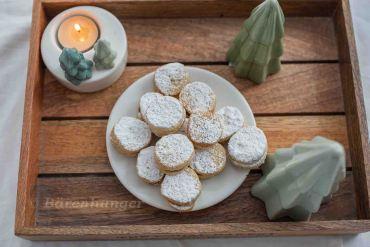 Vanille Marmeladen Kekse