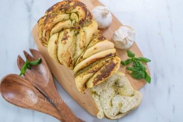 Pesto Brot