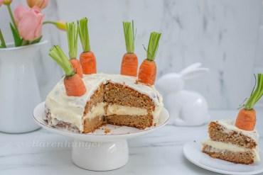 Naked Carrot Cake
