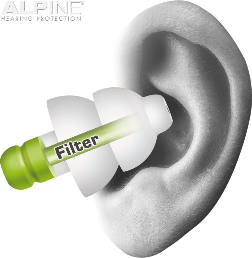 Alpine SleepSoft ear