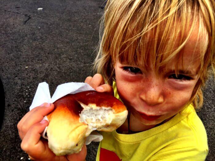 Das kostet ein Monat für Dich und Dein Kind... in Französisch Polynesien - Essen