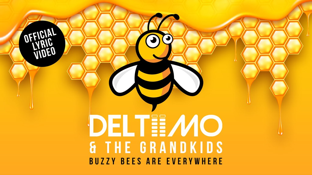 Check out the new drop from 'Deltiimo & The Grandkids' – Buzzy Bees Are Everywhere.