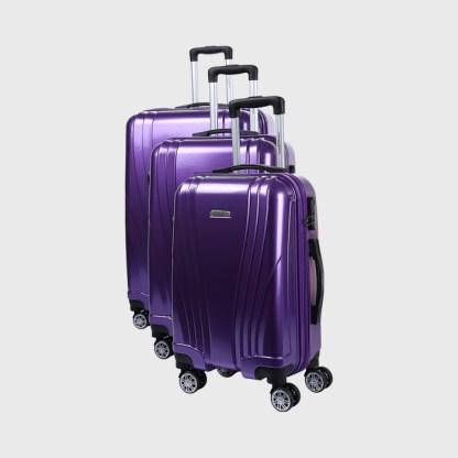 Set 3 valises rigides Manoukian