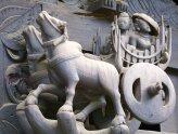 myanmar Wood carving
