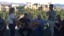 flamenco en san nicolas